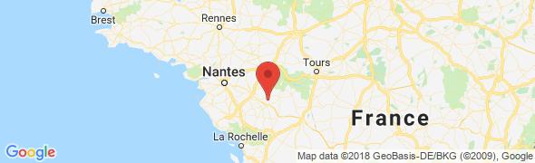 adresse prothesiste-ongulaire-lesdoigtsdefee.fr, Bressuire, France