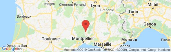 adresse psychologue-mathon.fr, Alès, France