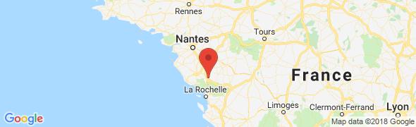 adresse naptural.com, Sainte-Hermine, France