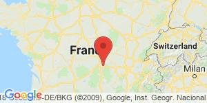 adresse et contact LIB'RT, Crevant-Laveine, France