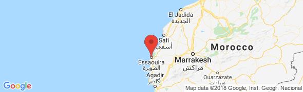 adresse darliouba.eu, Essaouira, Maroc