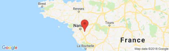 adresse constant-bourgeois.fr, Gétigné, France
