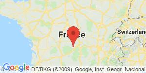 adresse et contact Cosmic Celt, Condat En Combraille, France