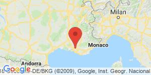 adresse et contact Hôtel Negre Coste, Aix-en-Provence, France