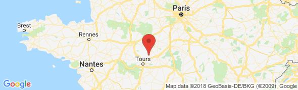 adresse acc-charpente-couverture-41.fr, Villechauve, France