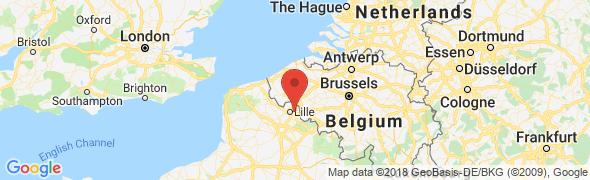 adresse neustadt-sanvoisin-villeneuvedascq-notaires.fr, Villeneuve d'Ascq, France