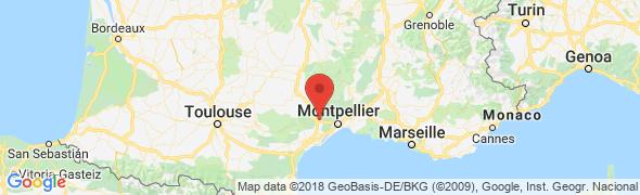 adresse senteursetsens.com, herault, France