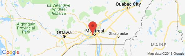 adresse totemconteneurs.com, Montréal, Canada