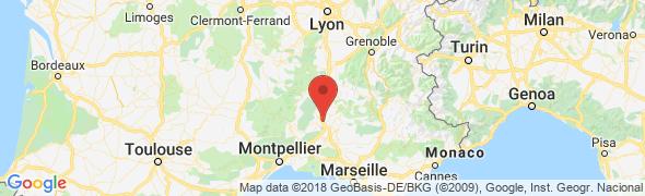 adresse gouttiereservice.fr, Piolenc, France