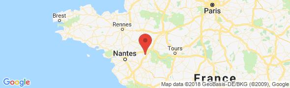 adresse baumard.fr, Rochefort sur Loire, France
