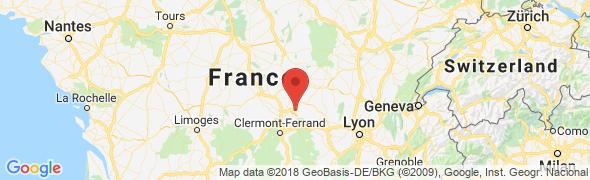 adresse satel.fr, Vichy, France