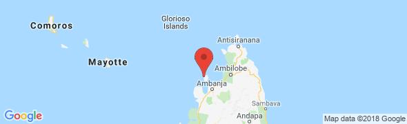 adresse location-nosybe-villas.com, Nosy Be, Madagascar