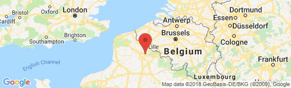 adresse nord-immobilier.fr, Courcelles-lès-Lens, France