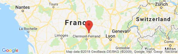adresse lithogems.fr, Biozat, France