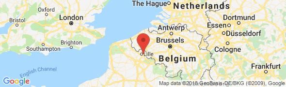 adresse lineal.fr, Villeneuve d'Ascq, France