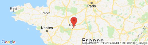 adresse eteindien.com, Montlouis-sur-Loire, France