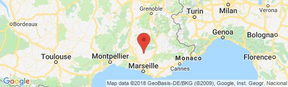 adresse georges-brassens.fr, Apt, France
