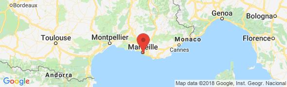 adresse gcp13.com, Marseille, France