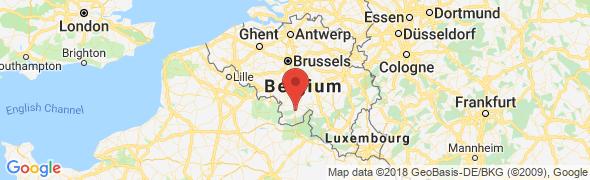 adresse fermeduboisbouillet-bio.be, Neuville, Belgique