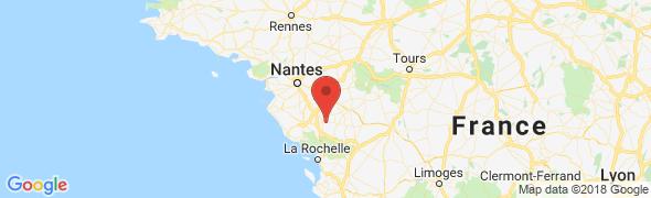 adresse gites-lerelaydelasource.fr, Chantonnay, France