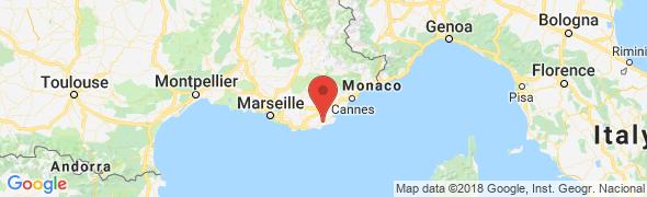 adresse domainesaintemarie.fr, Bormes-les-Mimosas, France