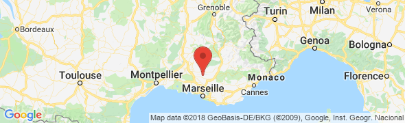 adresse lehangart.com, Lourmarin, France