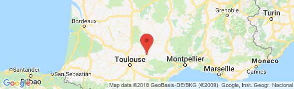 adresse mteinte.fr, Albi, France
