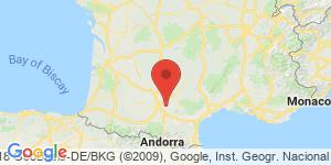 adresse et contact Jardins Imaginaires, Saussens, France