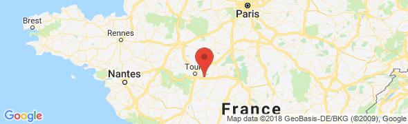 adresse paysagiste-blere-37.com, Bléré, France
