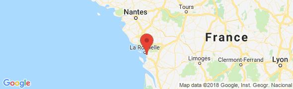 adresse aebenergie17.fr, Saint Vivien, France