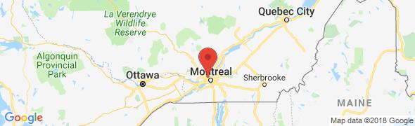 adresse daigneaultservice.com, Montreal, Canada