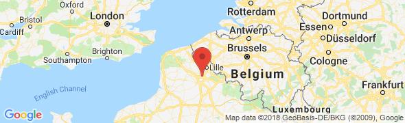 adresse events-tour.com, Harnes, France