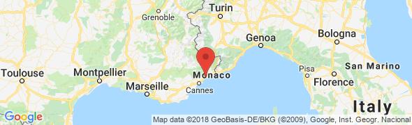 adresse adhoc-secretariat.fr, Nice, France