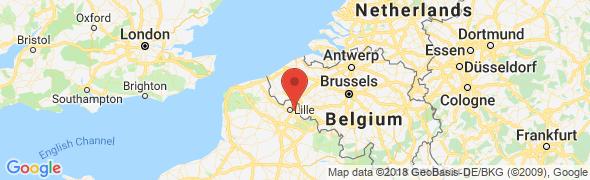 adresse candeliance-semu.fr, Villeneuve-d'Ascq, France