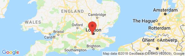 adresse creation-societe.pro, London, Angleterre