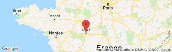 adresse samprivatedriver.com, Tours, France