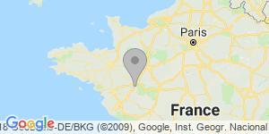 adresse et contact Bijoux mineraux de gaia, Murs Erigné, France