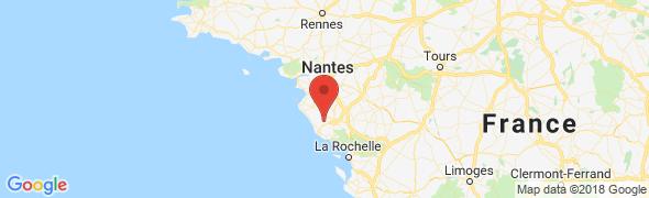 adresse jointoyeur-peintre-berthome.fr, Saint-Georges-de-Pointindoux, France