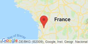adresse et contact La Fleur des Anges, Cognac, France