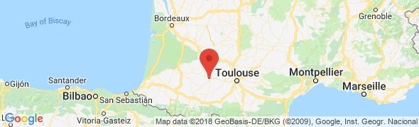 adresse biotiful-auch.fr, Auch, France