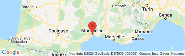 adresse passpro.fr, Saint-Jean-de-Védas, France
