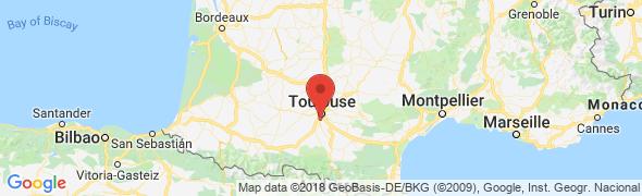 adresse visite-virtuelle-toulouse.fr, Lacroix Falgarde, France