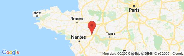 adresse espace-vet.fr, Avrillé, France