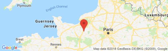 adresse chronodepann.com, Saint-Denis, France