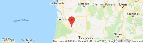 adresse lepaladin.fr/marcheur.php, Marmande, France