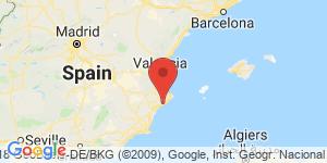 adresse et contact location la maison du bonheur, Villajoyosa, Espagne