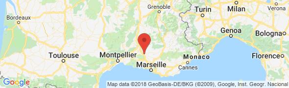 adresse cardelines-en-luberon.com, Cavaillon, France