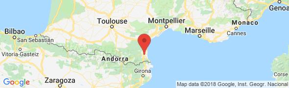 adresse labarrique.fr, Perpignan, France