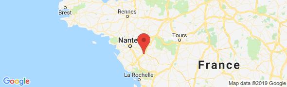 adresse pytaudio.com, Mortagne-Sur-Sèvre, France