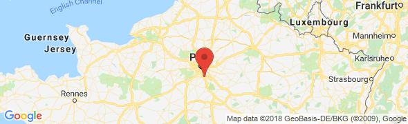 adresse digitalproximity.fr, Evry, France
